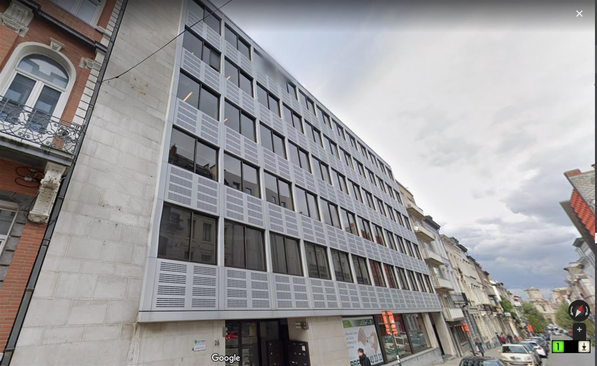 DEUX EGLISES 26 TWIN GARDENS - Bruxelles - #4078170-0