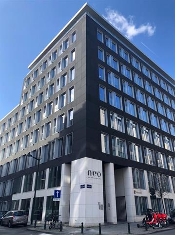 Parking intérieur - Bruxelles - #4117328-5