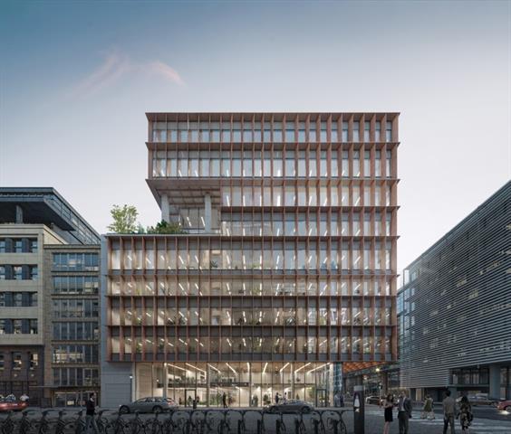 Immeuble de bureaux - Bruxelles - #4117941-0