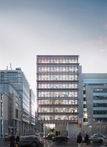 Kantoorgebouw - Bruxelles - #4117941-7