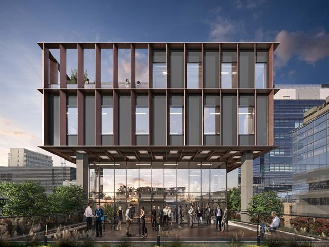 Immeuble de bureaux - Bruxelles - #4117941-6