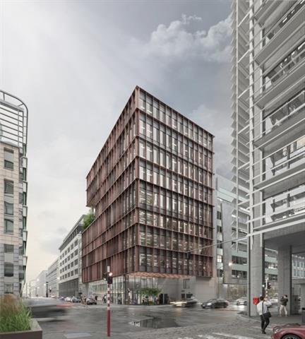 Kantoorgebouw - Bruxelles - #4117941-5
