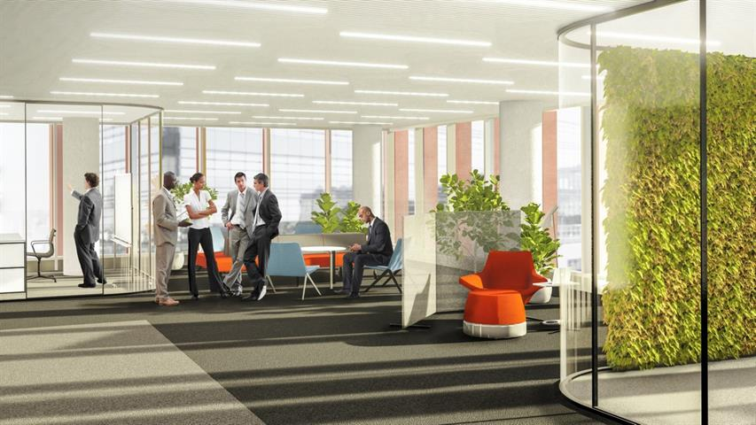 Immeuble de bureaux - Bruxelles - #4117941-1