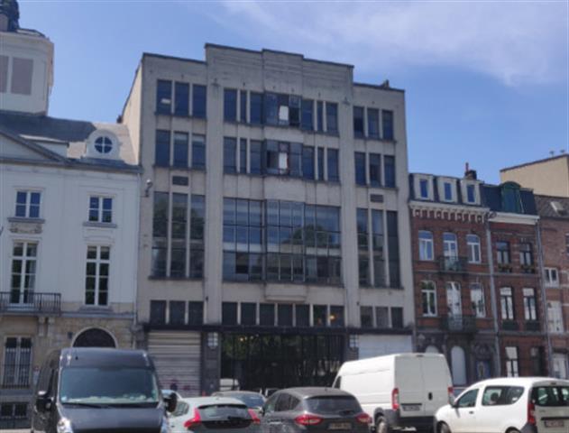 Immeuble de bureaux - Bruxelles - #4163562-7