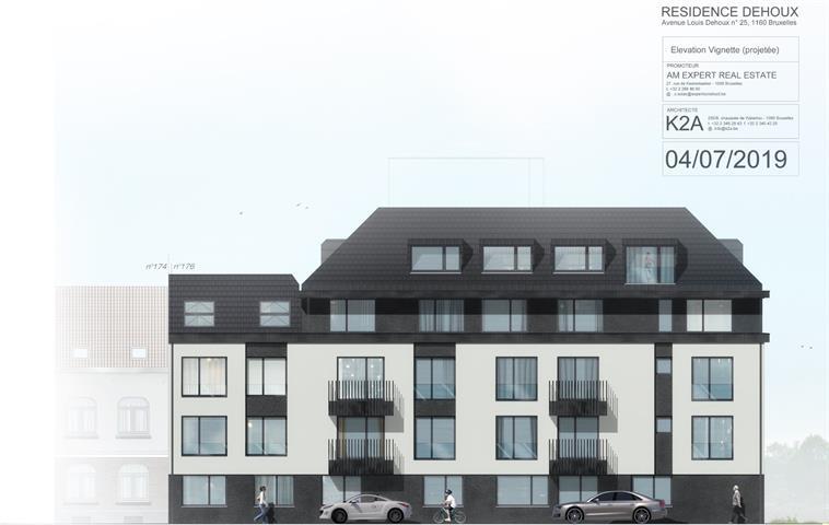 Appartement - Auderghem - #4190124-30