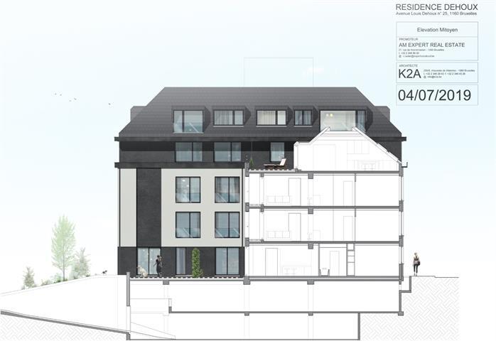 Appartement - Auderghem - #4190128-28