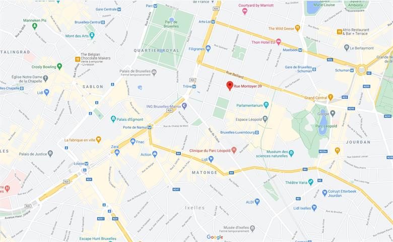 Kantoorgebouw - Bruxelles - #4193858-3