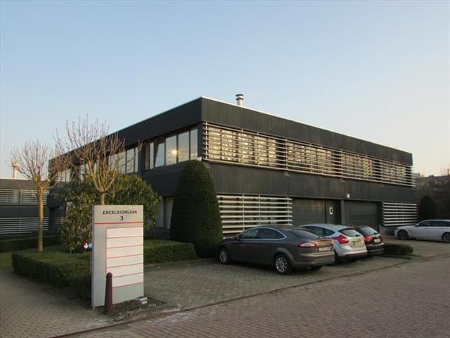 Kantoorgebouw - ZAVENTEM - #4201866-4