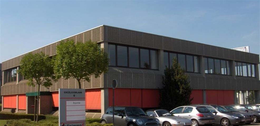 Kantoorgebouw - ZAVENTEM - #4201866-3