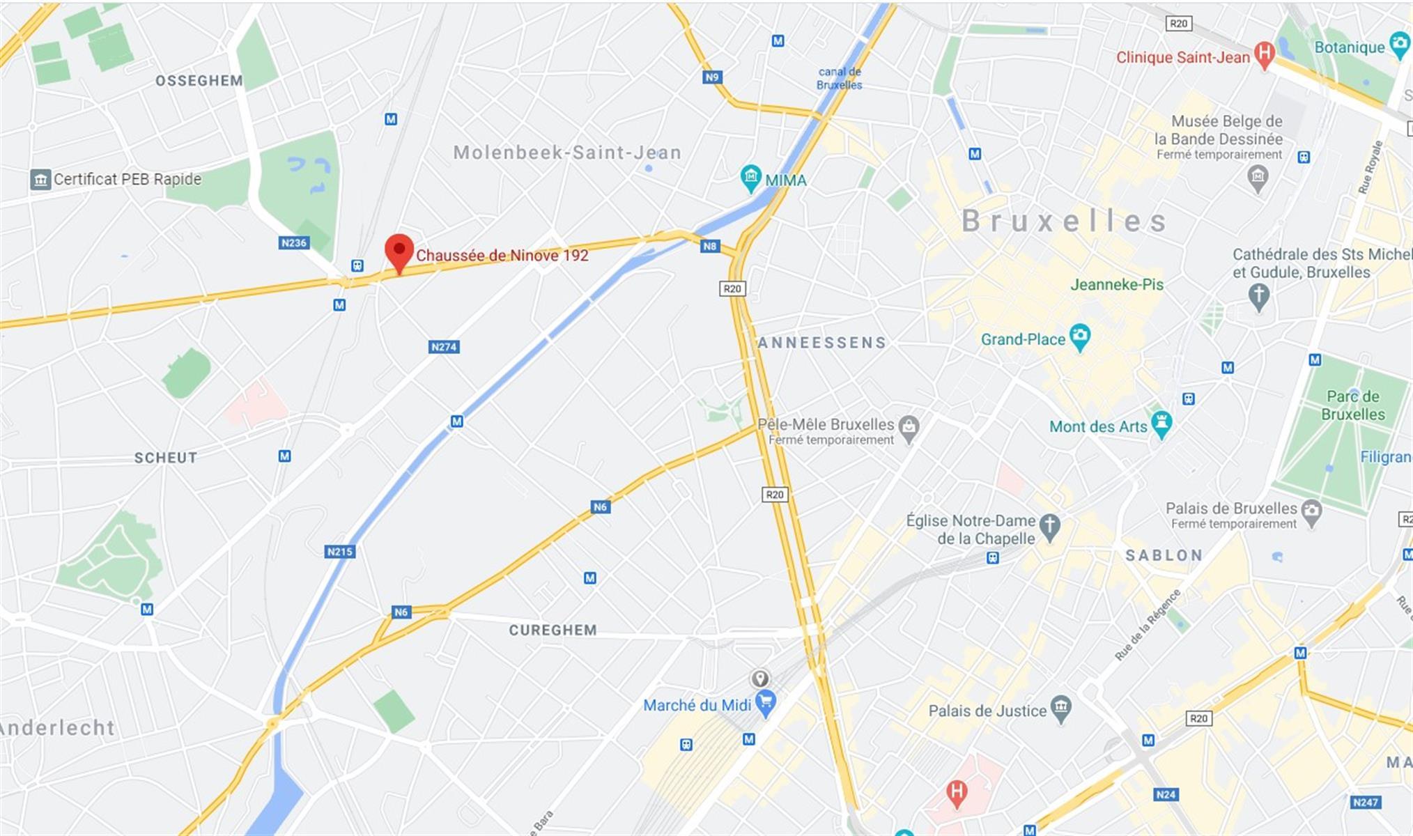 EKLA  NINOVE 192 - Molenbeek-Saint-Jean - #4202174-1