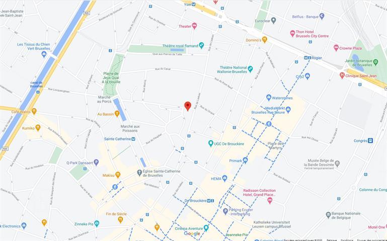 Restaurant / salles - Bruxelles - #4209542-6