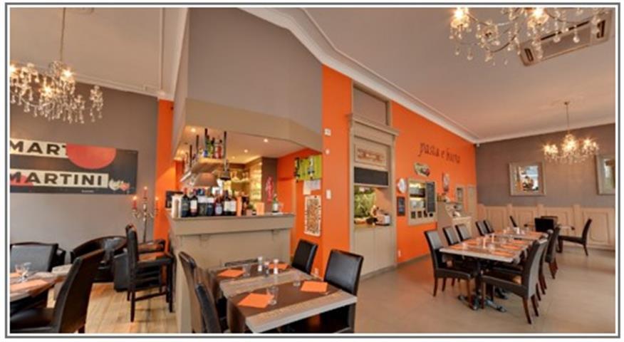 Restaurant / salles - Bruxelles - #4209542-2