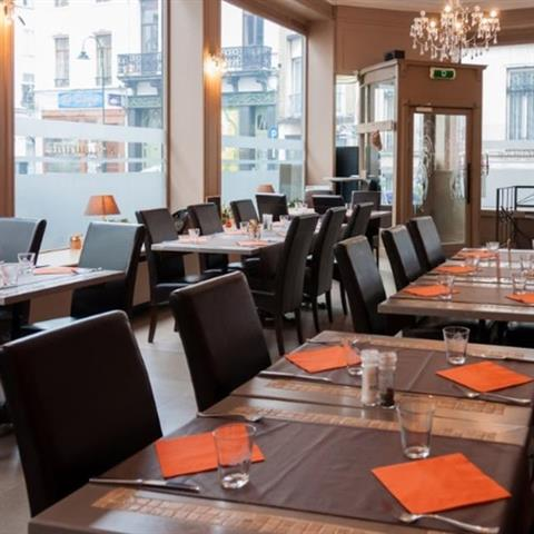 Restaurant / salles - Bruxelles - #4209542-5
