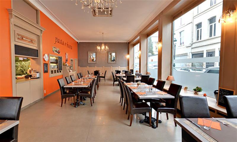 Restaurant / salles - Bruxelles - #4209542-0
