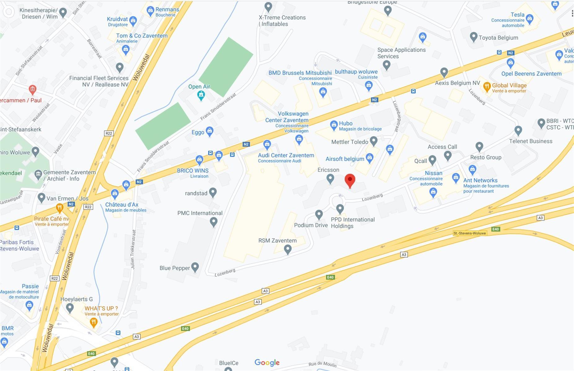AIRWAY PARK BUILDING G - Zaventem - #4210545-3