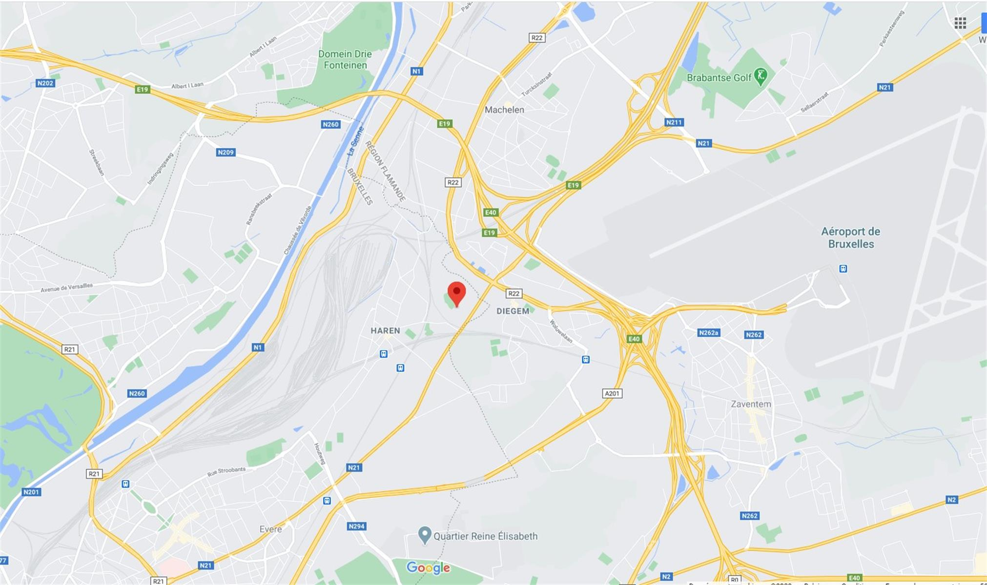 MILLENIUM PARK  METROLOGIE - Bruxelles - #4210626-1