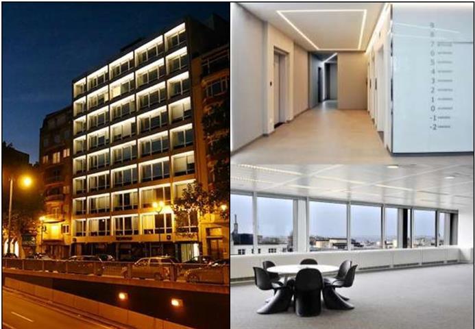 Kantoorgebouw - Ixelles - #4264795-4