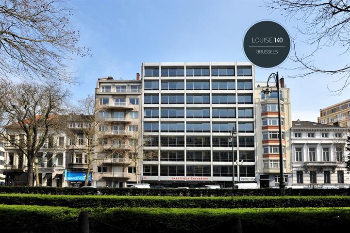 Kantoorgebouw - Ixelles - #4264795-0