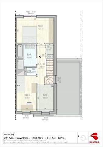 Huis - Asse - #4266486-19
