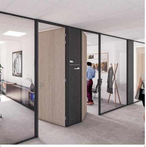 Immeuble de bureaux - Bruxelles - #4271526-1