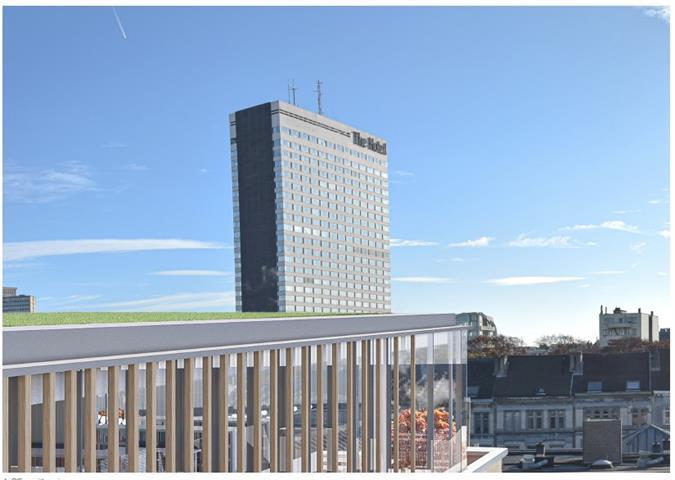 Immeuble de bureaux - Bruxelles - #4271526-2