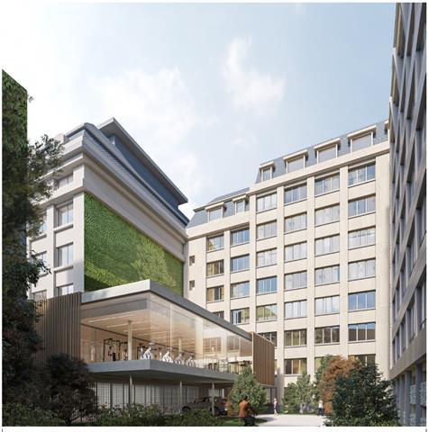 Immeuble de bureaux - Bruxelles - #4271526-4
