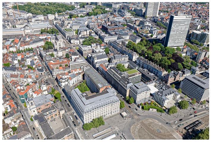 Immeuble de bureaux - Bruxelles - #4271526-3