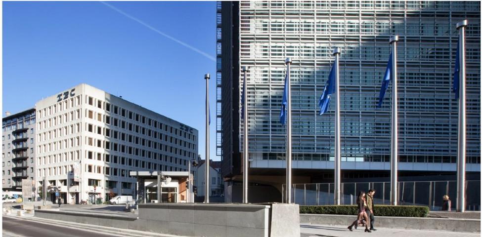 Immeuble de bureaux - Bruxelles - #4271571-0