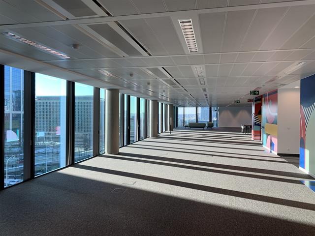 Immeuble de bureaux - Saint-Josse-ten-Noode - #4279570-9