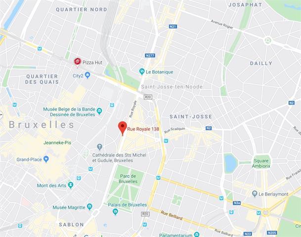 Kantoor - Bruxelles - #4284230-1
