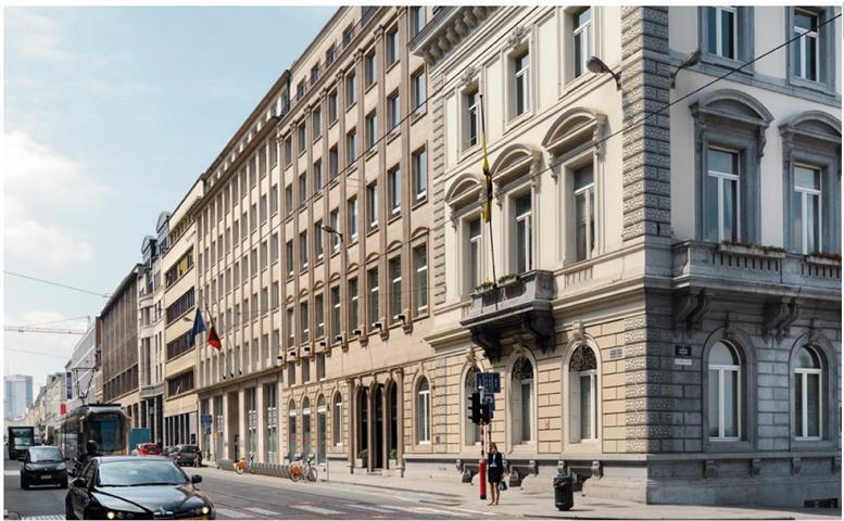 Bureaux - Bruxelles - #4284230-7