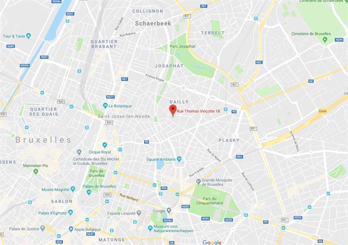 Kantoorgebouw - Schaerbeek - #4303266-1