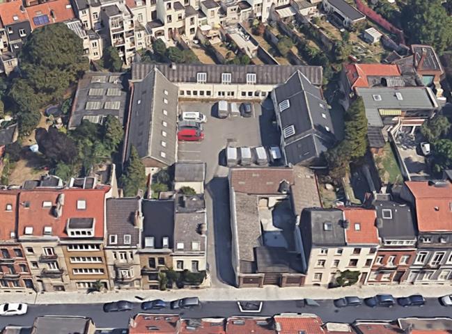 Kantoorgebouw - Schaerbeek - #4303266-2