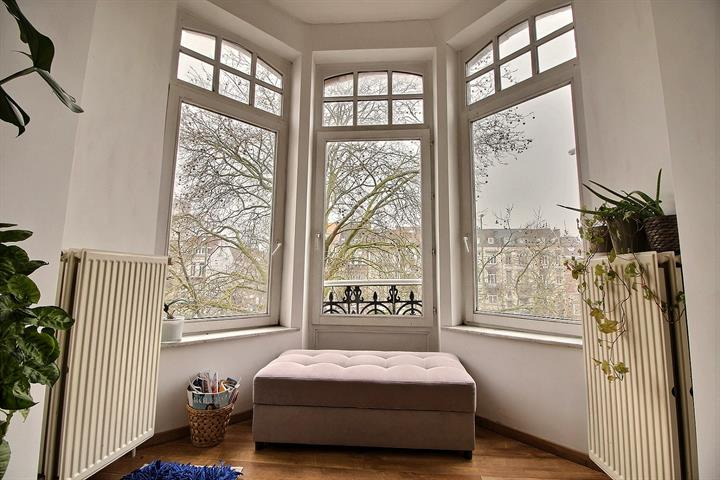 Flat - rented - 1200 Woluwé-Saint-Lambert