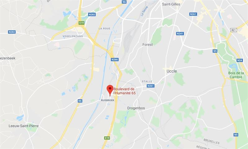 Kantoor - Sint-Pieters-Leeuw Ruisbroek - #4309851-1