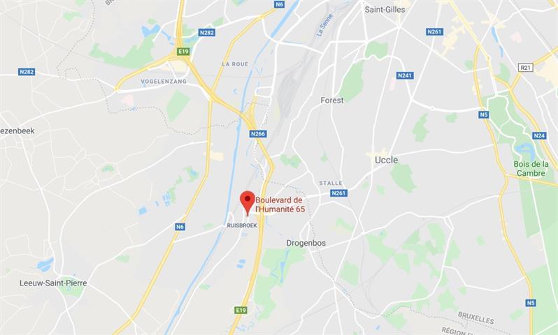 Office - for rent - 1601 Sint-Pieters-Leeuw Ruisbroek