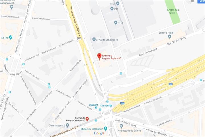Bureaux - Schaerbeek - #4329459-1
