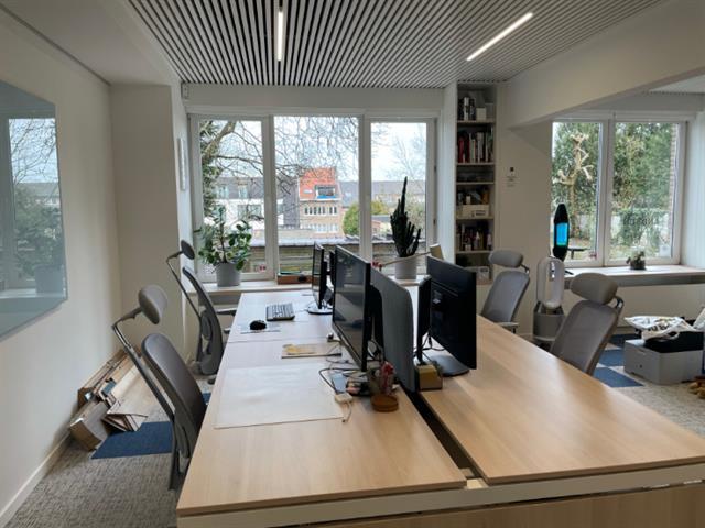 Immeuble de bureaux - Woluwe-Saint-Pierre - #4339324-0