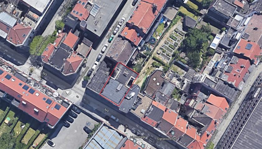 Immeuble à appartements - Molenbeek-Saint-Jean - #4357976-9