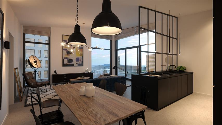 Appartement - Anderlecht - #4358187-5