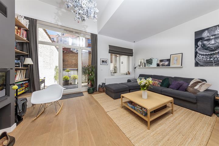 Immeuble à appartements - Ixelles - #4365781-4
