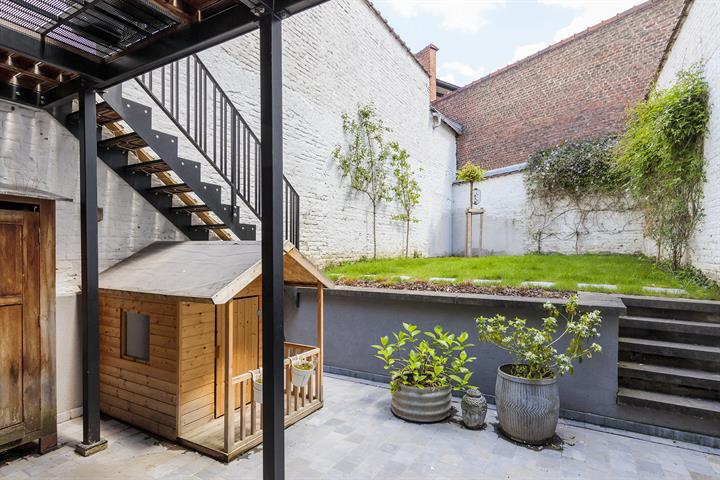 Immeuble à appartements - Ixelles - #4365781-0