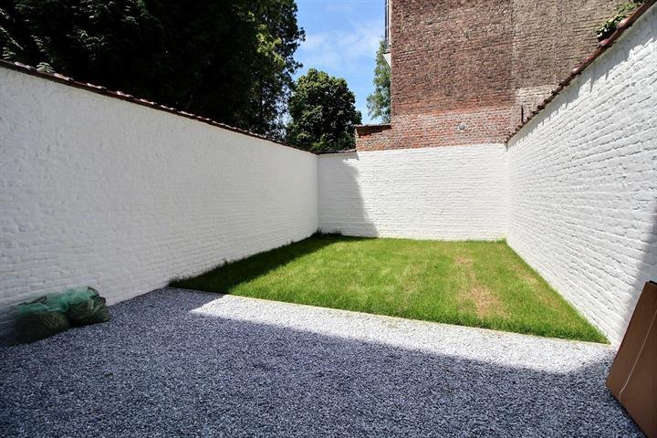 Gelijkvloerse verd. + tuin - Etterbeek - #4367912-0