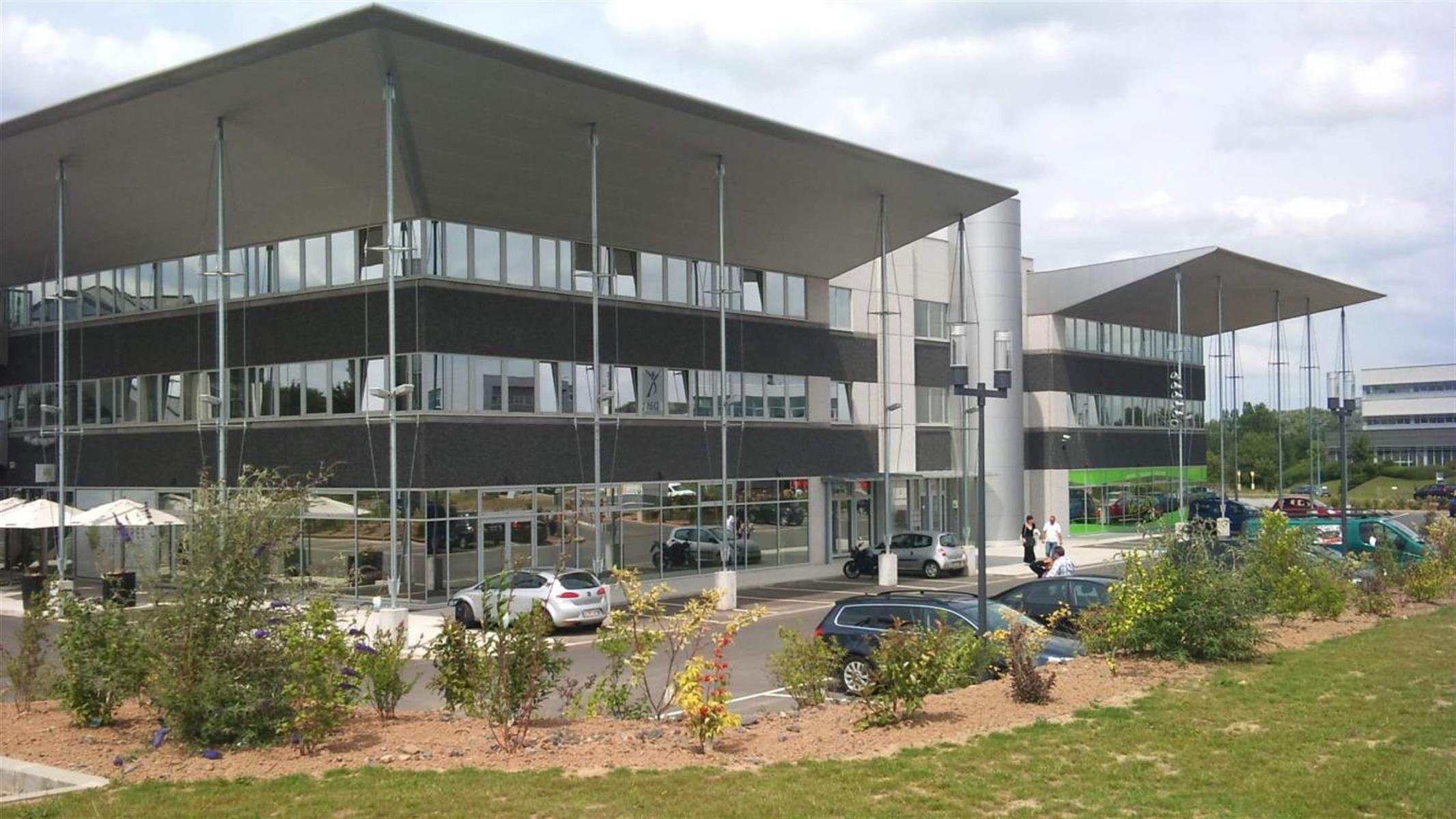 AXIS PARC FR11 BUILDING - MONT-SAINT-GUIBERT - #4432278-3