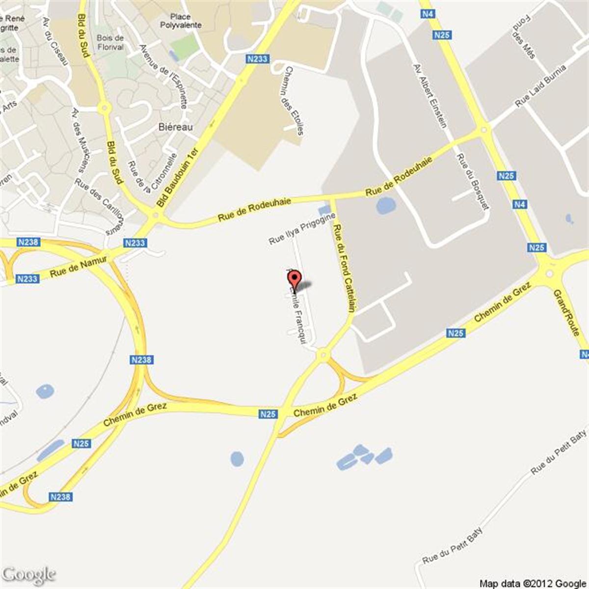 AXIS PARC FR11 BUILDING - MONT-SAINT-GUIBERT - #4432278-5
