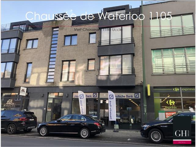 Immeuble commercial - Uccle - #4432596-0