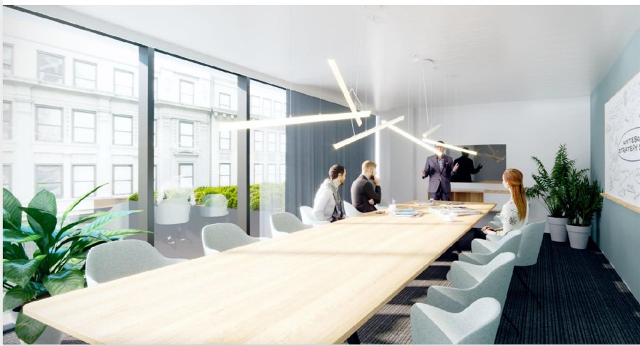 MANHATTAN CENTER OFFICES - Saint-Josse-ten-Noode - #4432642-3