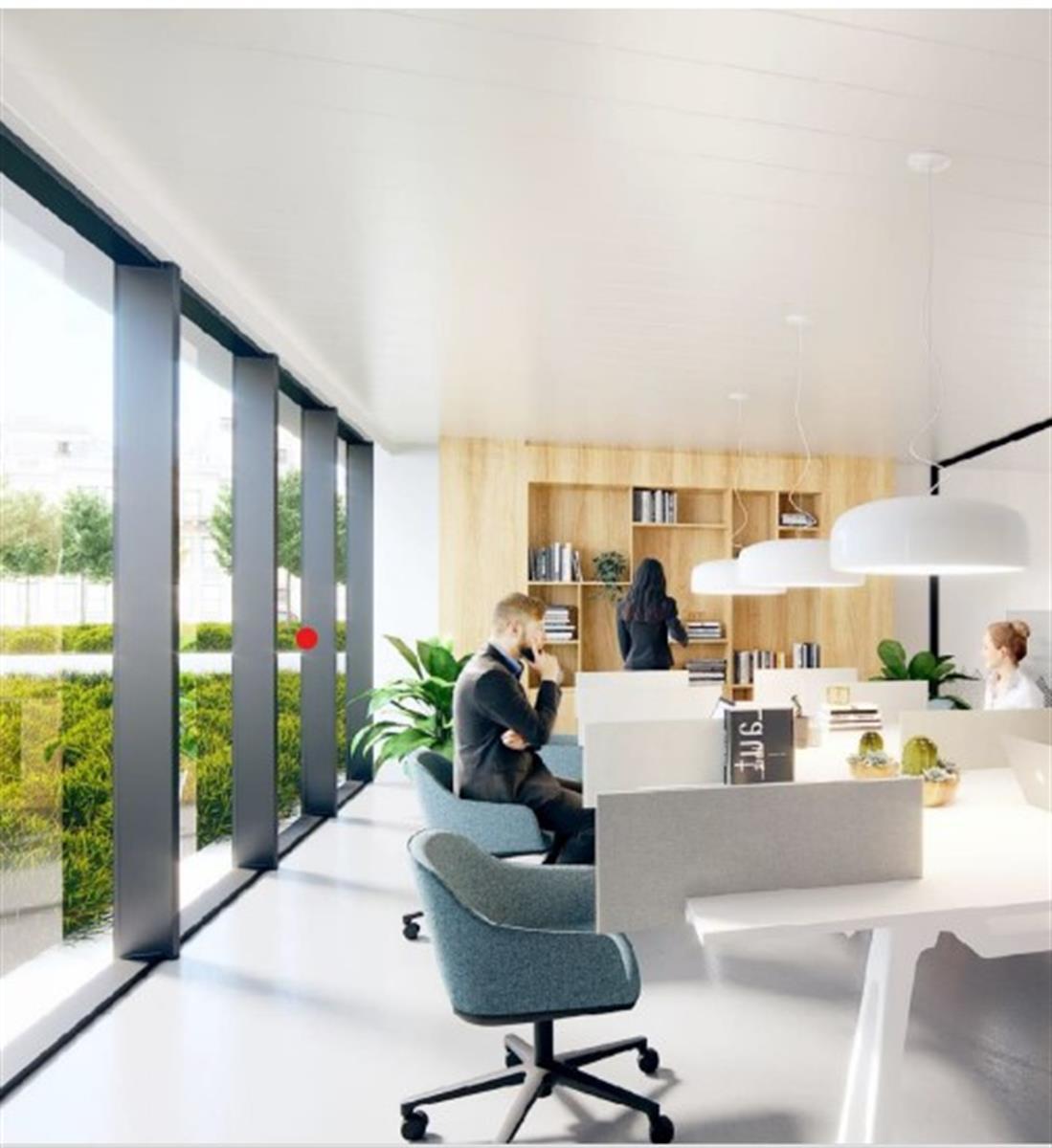 MANHATTAN CENTER OFFICES - Saint-Josse-ten-Noode - #4432642-4