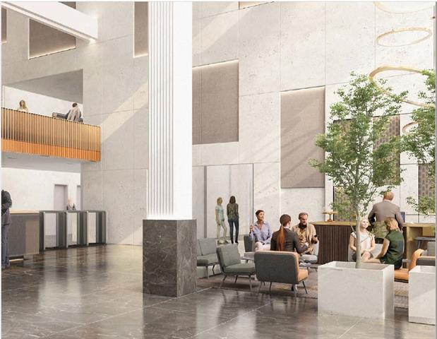 Immeuble de bureaux - Saint-Josse-ten-Noode - #4432642-7
