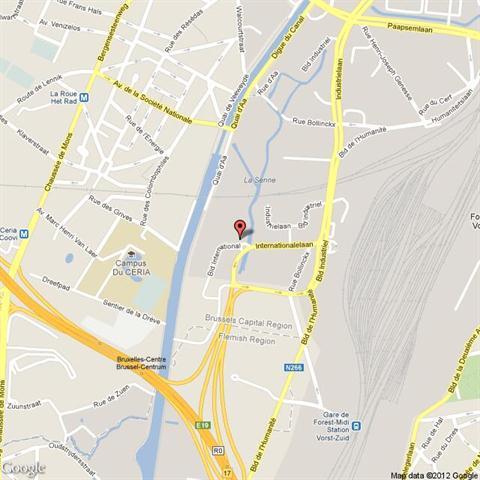 Kantoorgebouw - Anderlecht - #4446363-3